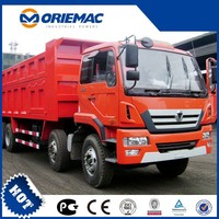XCMG 10-wheel dump truck for sale with CE CERTIFICATE