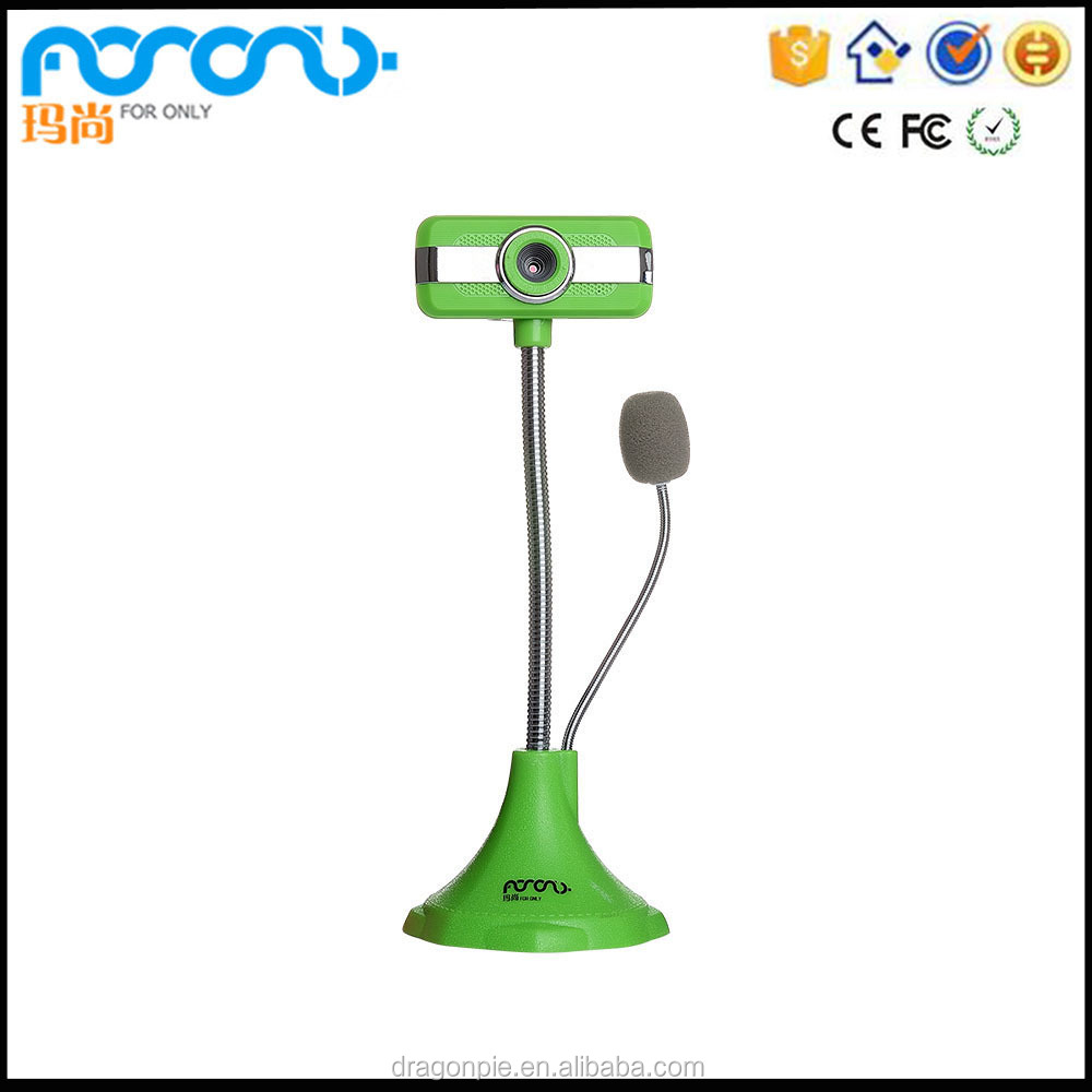 Green without light Full new computer vertical Webcam high quality USB PC webcamera for sale Cyberbar Chat Video Camera Live