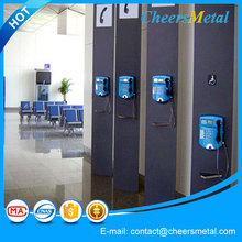 Manufacture public outdoor phone booth for airport