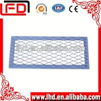 metal outdoor rating stair for oil fields