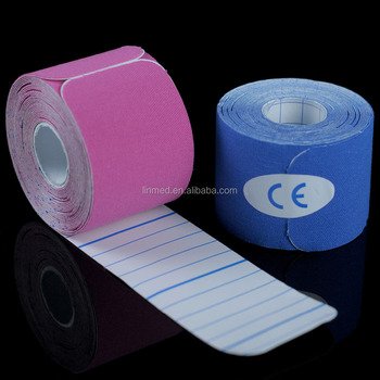 ISO CE and US-FDA sport tape Your logo