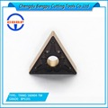 CDBP carbide insert aluminum processing TNMG160404-TM for steel finishing