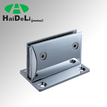 HaiDeLi 304 stainless steel glass door clamp or shower hinge H-7308B