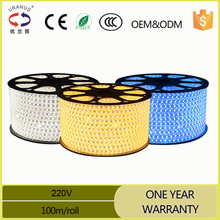 High lumen 220-240V 100m/roll flexible led strip light 5050, Lastest technology led strip wholesale