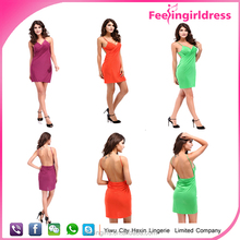 Wholesale Newest Style Backless Beachwear with Gallus Dress Form Covers