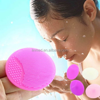 Comfortable Silicone Face Cleanser Facial Clean For Makeup