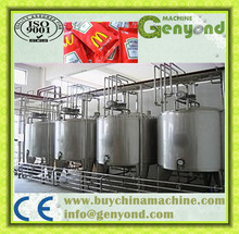 Full antomatic tomato ketchup/paste production line