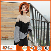 Latest designs women Sweater casual plus mens pullover winter jackets