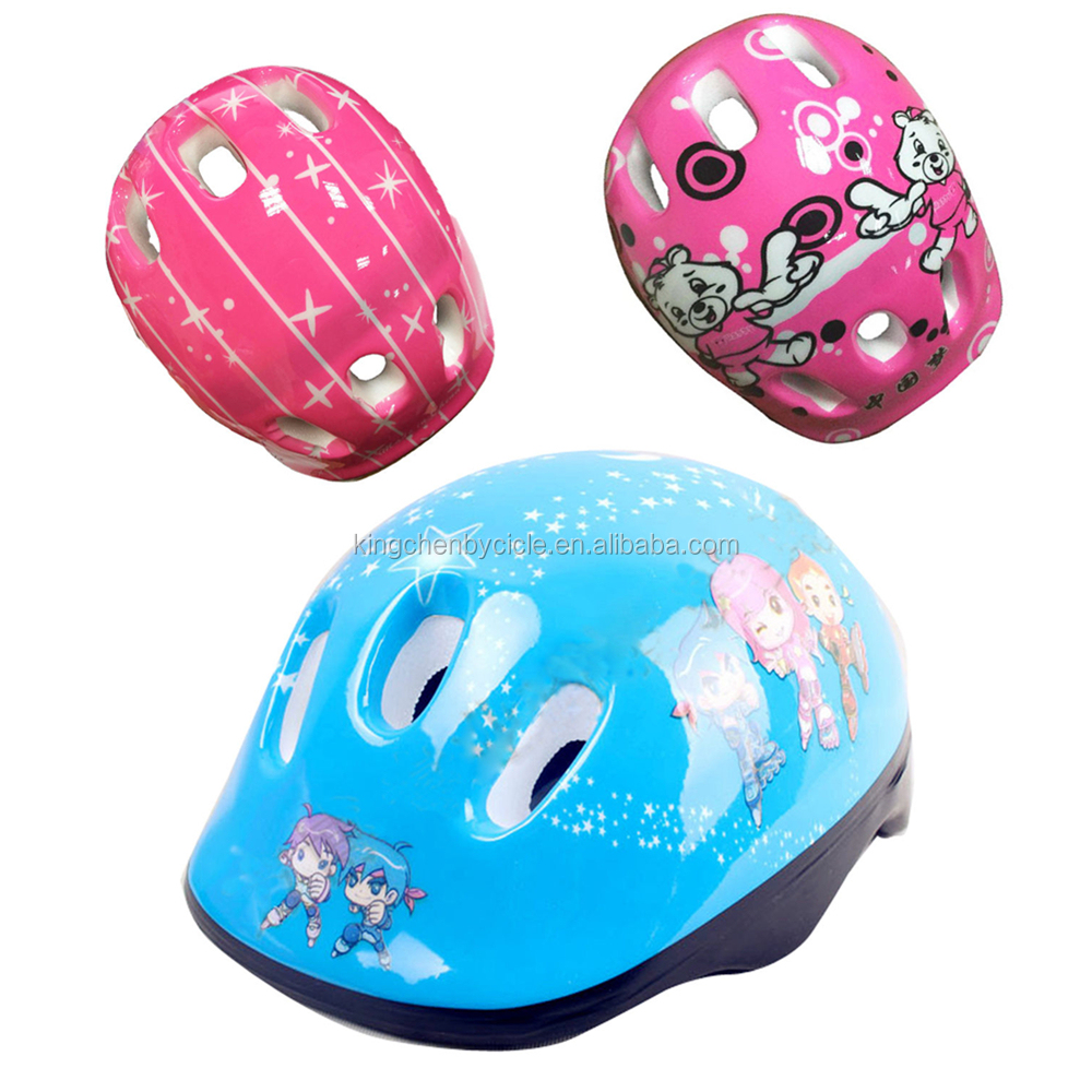 Kids Helmet For Kick Scooters Skateboard Outdoor Sports