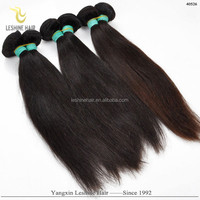 Wholesale Price Top Quality High Grade Full Cuticle Unprocessed virgin chineses weave hair