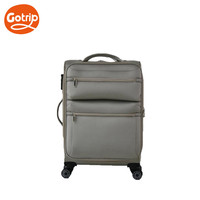 Light Weight Decent Wheeled Cabin Luggage Organizer Sets 4 Pcs