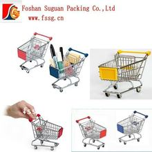the mini supper market shopping cart,mini trolley,shopping trolley
