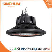 Die-Casting Aluminium Cover UFO Led High Bay Light 100W 150W 250W
