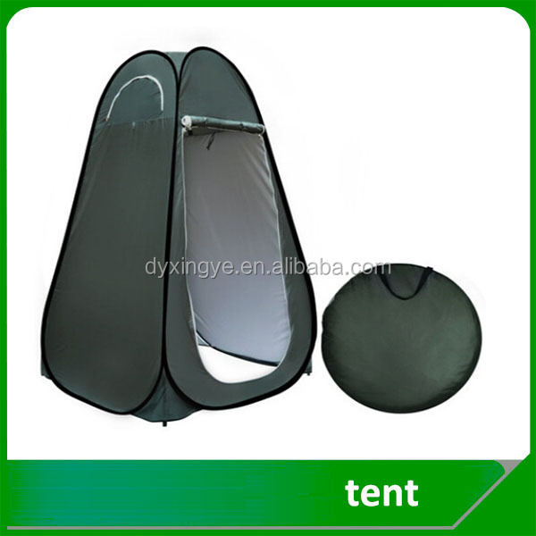 Shower Type Portable Outdoor Camping Shower Tent