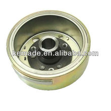 Scooter 1PE40QMB 1P40QMB 1E40QMB Engine Parts Flywheel Rotor