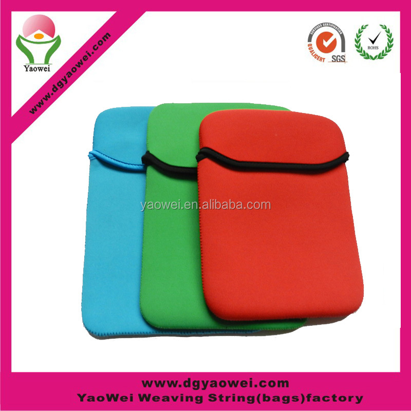 2017 newest fashion promotion cute cheapest neoprene laptop sleeve