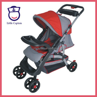 Seebaby stroller with 2 trays Buggy Cheap baby stroller