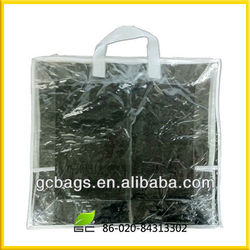 waterproof pvc bags for duvet packaging