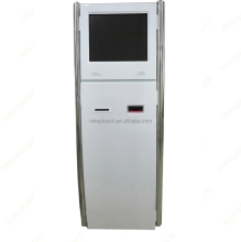 Mall self service payment touch screen kiosk