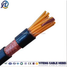 Halogen free low smoke fire retardant / LSZH shielded twisted pair house wiring electrical control cable