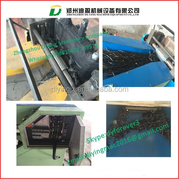 Industrial Glass Carbon Nylon Aramid Kevlar Fiber Yarn Chopper Cutter Machine For Chopping Cutting