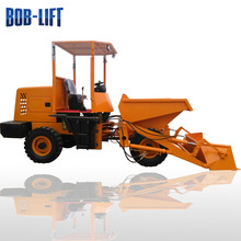 China Concrete Self Loading Site Dumper