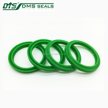Pneumatic Style Green PU 2 Inch Washer Gearbox Oil Seal