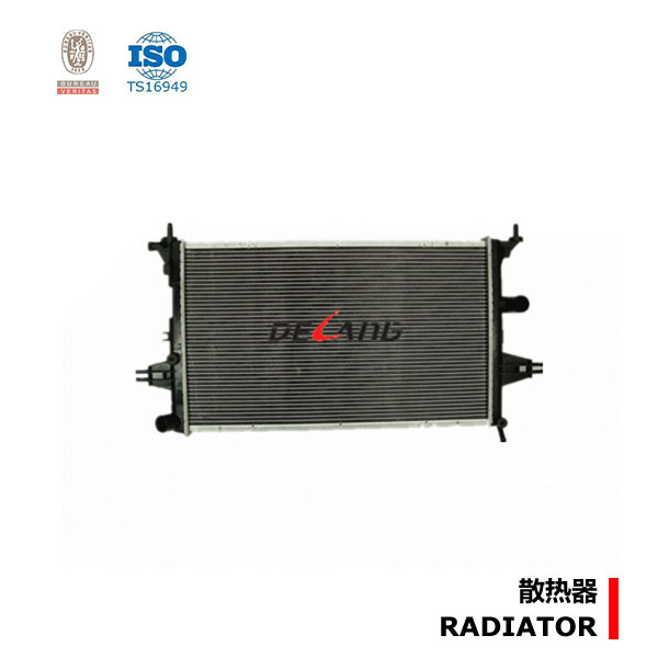 AFTERMARKET CAR RADIATOR PA66-GF30 FOR OPEL ASTRA G /ZAFIRA (DL-B104)