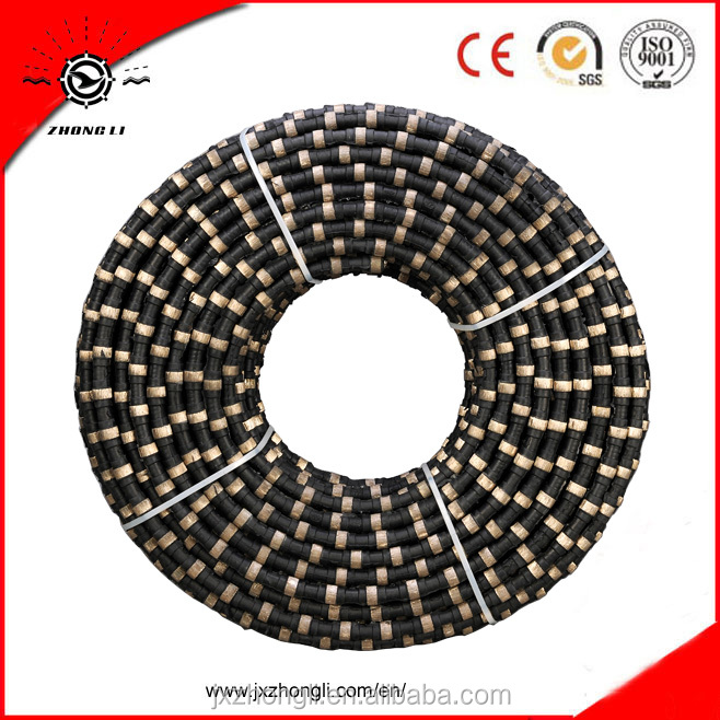 diamond cutting tools diamond wire saw series for marble and granite cutting quarrying