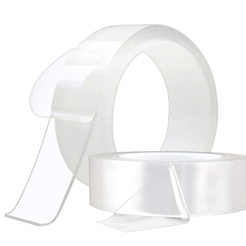 Super Strong Multifunctional Double-sided Adhesive Tape Washable nano magic tape