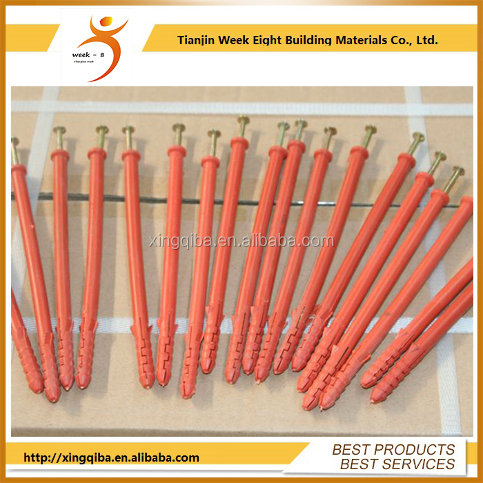 plastic thermal insulation boards nails
