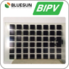 Bluesun Brand High Quality 2016 type poly or mono transparent pv solar panels