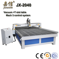 JIAXIN 2030/2040 large working area wood cnc router machine big table