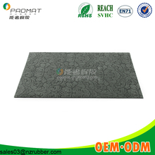 Non Slip Spa Shower wooden flooring mat/door mat