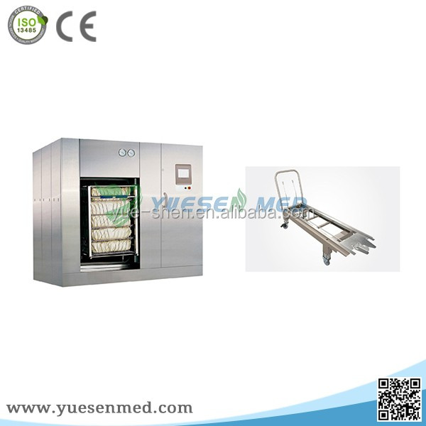MAST-H 7 inch SIEMENS color display touch screen sliding door steam sterilizer autoclave