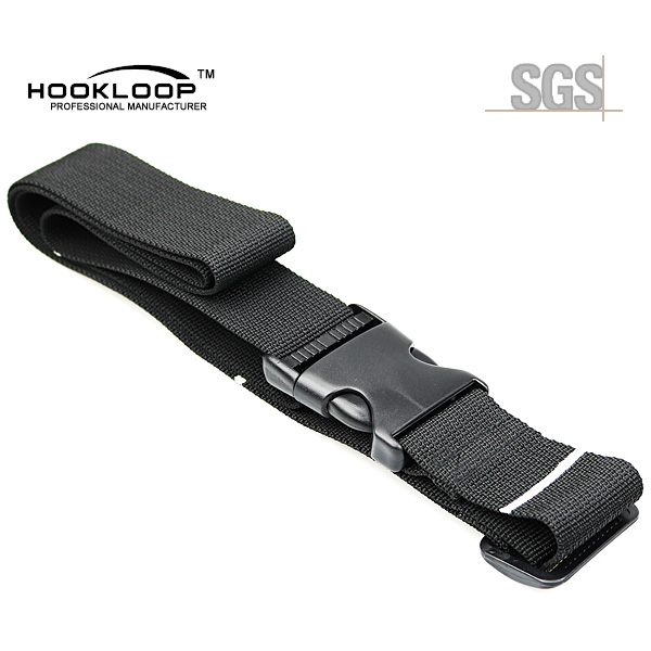 Hot Sale Stretch Hook And Loop Nylon Webbing Tape Buckle