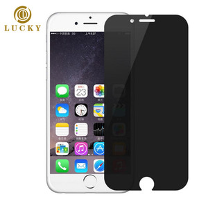 Privacy Screen Protector for iPhone 7 Plus/ 7/ 6S Plus/ 6S/ 6 Plus/ 6/ 5S/ 5C/ 5/ 4S/ 4 Tempered Glass