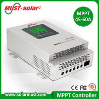 45A 60A High Efficiency MPPT Solar Charge Controller