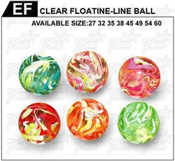 New products many colors low price bounce ball