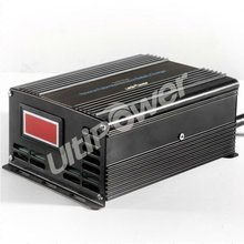 Ultipower 12V 15A automatic pulse tech digital display electric motor sweeper battery charger