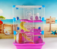comfortable durable hamster cage