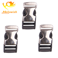 Wholesale metal side release buckle metal hook buckle for sale