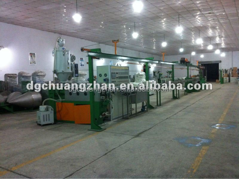High quality cable making equipment for wire stripping core wire