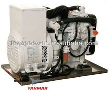 Original Yanmar Engine 10 kW Diesel Generator Set