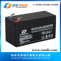 Rechargeable Battery Lead Acid Battery 12v Ups Battery 1.3ah For Ups Solar System