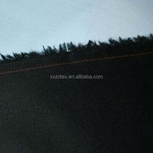 98% cotton 2% elastane fire retardant spandex fabric