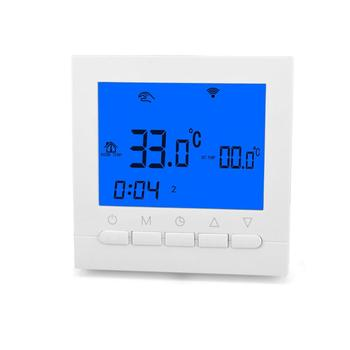 Electric heat thermostat