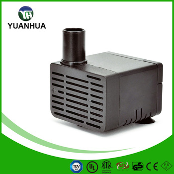 Silent evaporative air cooler pump