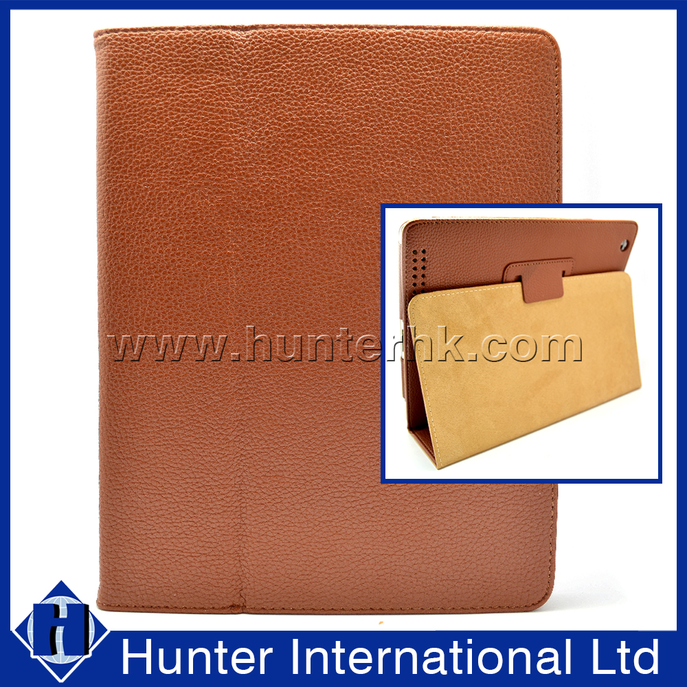 PU Leather Smart Cover Flip Case For iPad 2