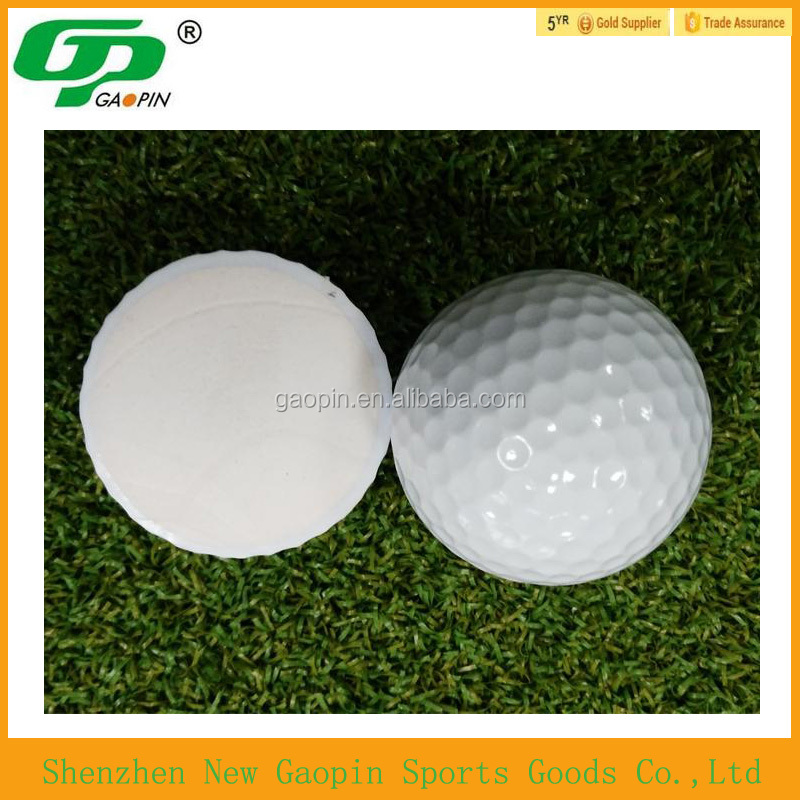 Chinese manufacture, tournament/match/game golf ball for cheap price
